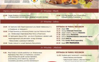 Łastiwoczka i Łastiwczata na Święcie Miodu i Wina – 24-09-2017r godz. 15:00