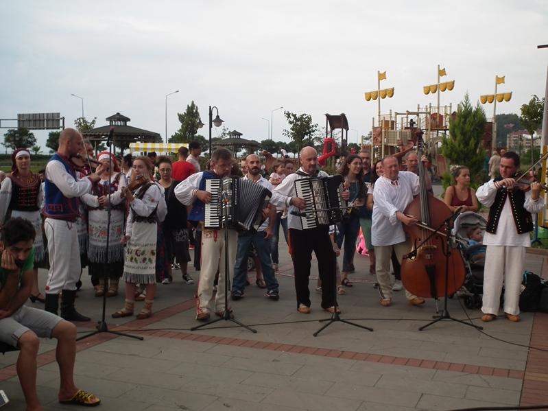 ZPiT Łastiwoczka z występami w Turcji 31.08 do 03.09 – 2018r