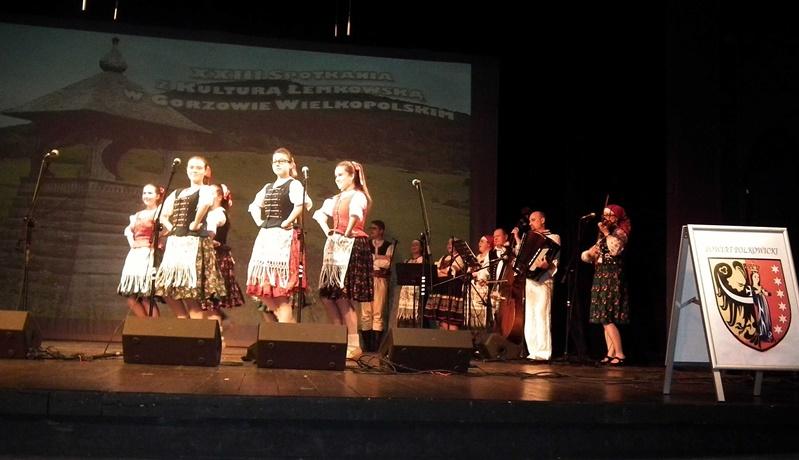 23 Spotkanie z Kulturą Łemkowską w Gorzowie – 2015r