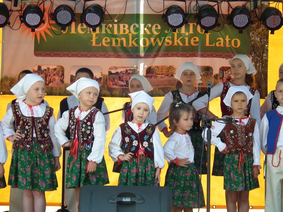 Łemkowskie Lato w Trzmielowie