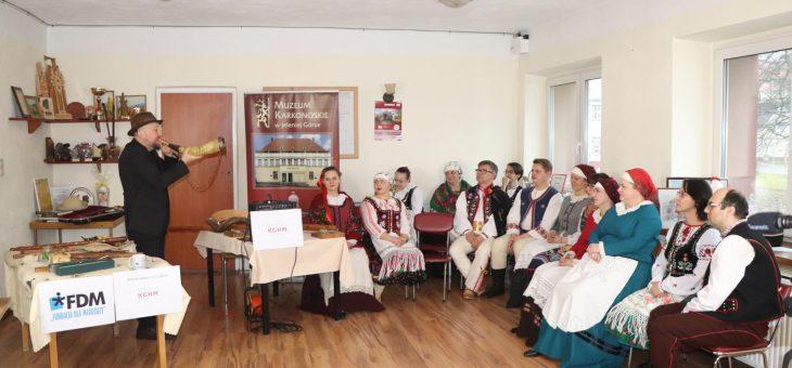 Warsztaty Zagłębia Kultury na Dolnym Śląsku w Kole Stowarzyszenia Łemków w Przemkowie