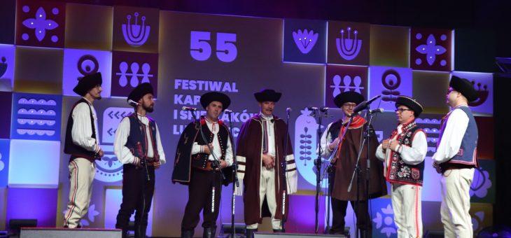 Łastiwoczka na Festiwalu Kapel i Śpiewaków Ludowych w Kazimierzu Dolnym